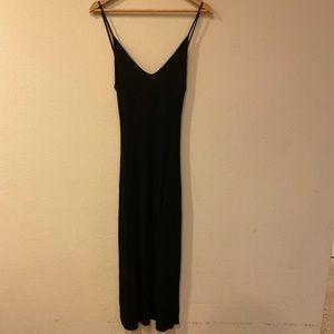 Brandy Melville long black dress